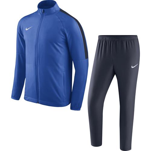 7809a78d5 Nike Academy 18 Woven Tracksuit Royal Blue/Obsidian/Obsidian · 893709-463 -PHSFH002-2000