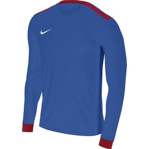 81ff2e739 Nike Park Derby II Football Shirt Royal Blue University Red Long Sleeve ·  894322-463-PHSFH002-2000