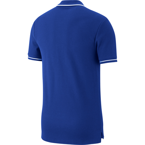 10bd651f Nike Team Club Polo Shirt: Nike Team Club 19 Polo Royal/White